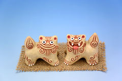 The Shisa Stock Image