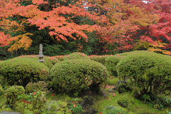 SHISEN-DO,京都,日本 图库摄影