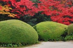 SHISEN-DO,京都,日本 免版税图库摄影