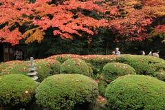 SHISEN-DO,京都,日本 免版税库存图片