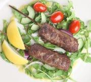shish овечки kebabs Стоковая Фотография