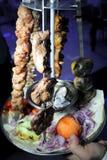 Shish kebab Fotografia Royalty Free