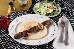 Shish kebab. Stock Image