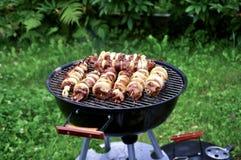 Shish Kebab Stockfotos