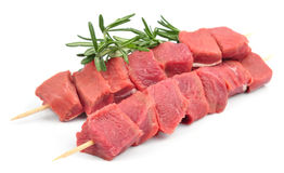 Shish kebab Stock Foto