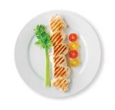 Shish kebab Obraz Stock