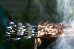 Shish kebab Stock Photography