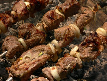 Shish-kebab Stock Photos