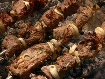 Shish-kebab Photos stock