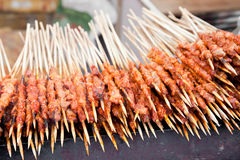Shish kebab Stock Photos