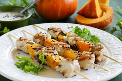 Shish kebab from Turkey Royalty Free Stock Photo