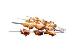 Shish kebabs Royalty Free Stock Photos