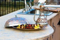 Shish Kebabs Royalty Free Stock Image