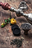 Shisha and accessories Stock Image