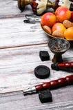 Shisha with fruity aroma Stock Photo
