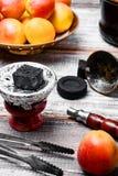 Shisha with fruity aroma Stock Image