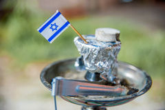 shisha israelí imagenes de archivo