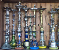 Shisha pipes Royalty Free Stock Photo