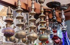 Shisha pipes hookah Royalty Free Stock Image