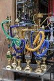 Shisha pipes,hookah Stock Images