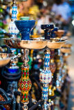 Shisha pipes hookah Royalty Free Stock Image