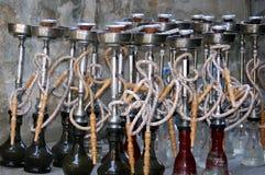 Shisha pipes for smoking Stock Images