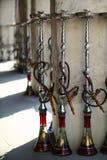 Shisha pipes at Souq Waqif Royalty Free Stock Photo