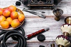 Shisha z fruity aromatem Fotografia Royalty Free