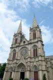 Shishi Święta Kierowa katedra w Guangzhou, Chiny Obraz Royalty Free