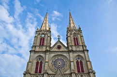 Shishi Sacred Heart Cathedral. Stock Image