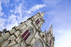 Shishi Sacred Heart Cathedral. Stock Images