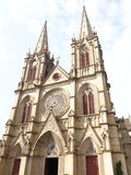 Shishi Sacred Heart Cathedral Royalty Free Stock Images