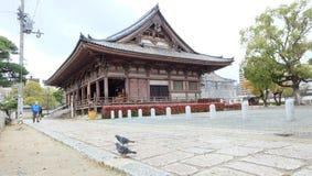 Shitenno-ji Temple, Osaka, Japan Royalty Free Stock Photos