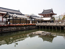 Shitennoji temple, Osaka Royalty Free Stock Image