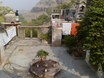 Shiv-Tempel Stockfotos