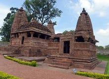 Shiv Temple at Amarkantak Stock Photography