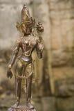 shiva雕象 图库摄影