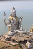 Shiva雕象 免版税库存图片