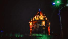 Shiva świątynia zdjęcia stock