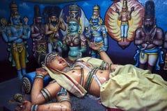 shiva Λόρδου στοκ φωτογραφίες