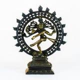 Shiva танцуя Nataraja Стоковое Изображение RF