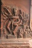 shiva танцы Стоковое Изображение RF