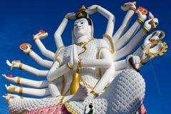 Shiva. Statue of Shiva on Koh Samui island in Thailand Stock Photo