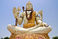 Shiva lizenzfreie stockbilder