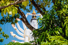 Shiva. Statue of Shiva on Koh Samui. Thailand Stock Photos