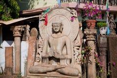 Shiva de seigneur de statue Image libre de droits