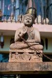 Shiva de seigneur de statue Photographie stock libre de droits