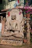 Shiva de seigneur de statue Images libres de droits