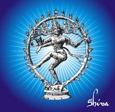 Shiva deity Royalty Free Stock Photos