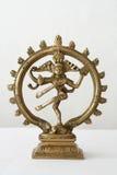 Shiva del baile en marco Fotografía de archivo libre de regalías